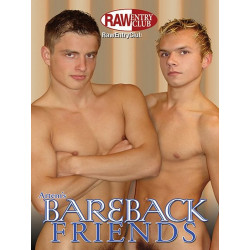 Artems Bareback Friends DVD (Raw Entry) (08263D)