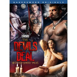 The Devil`s Deal And Other Sordid Tales DVD (Naked Sword)