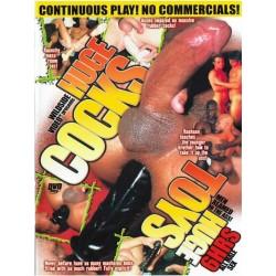 Huge Cocks - Huge Toys 6h DVD (09033D)
