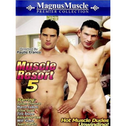 Muscle Resort 5 DVD (Magnus) (09293D)