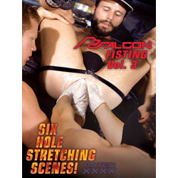 Falcon Fisting, Vol. 3 DVD (09323D)