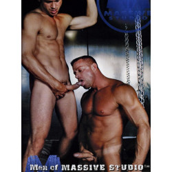 Men of Massive #5 DVD (10153D)