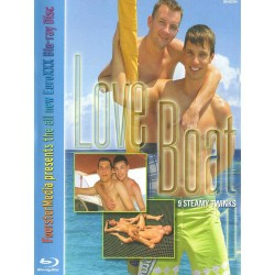 Love Boat #1 - 9 Steamy Twinks BluRay (15991B)