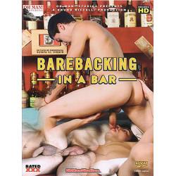 Barebacking In A Bar DVD