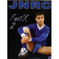 Foot X #2 DVD (JNRC) (11833D)