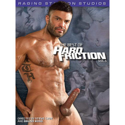 The Best of Hard Friction #5 DVD (Raging Stallion)