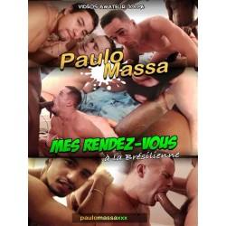 Paulo Massa - Mes Rendez-Vous A La Bresilienne DVD (12693D)