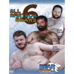All Amateur Bears #6 DVD
