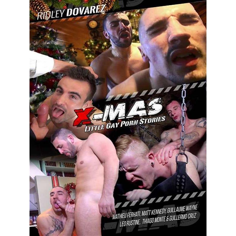 X-Mas - Little Gay Porn Stories DVD (Ridley Dovarez) (13223D)