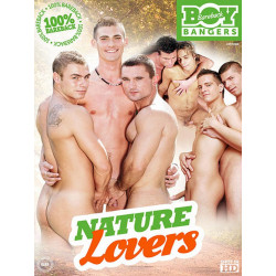 Nature Lovers DVD (Bareback Boy Bangers)