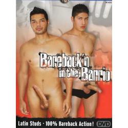 Bareback`n In The Barrio DVD
