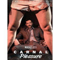 Carnal Pleasure DVD (Macho Guys) (15796D)