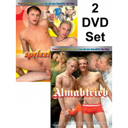 Almabtrieb & Sprizz!Werk 2-DVD-Set (Foerster Media)