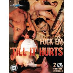 Fuck `Em `Till It Hurts 2-DVD-Set (Staxus) (08697D)