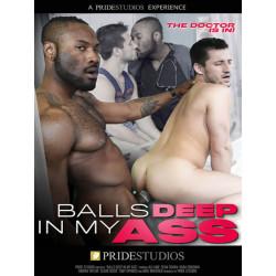 Balls Deep In My Ass DVD (Pride Studios)