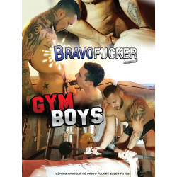 Gym Boys DVD (Bravo Fucker)