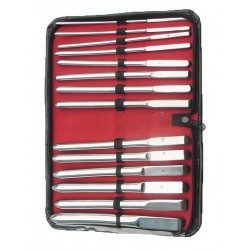 Dilator Set, 14 Pieces (5mm - 18mm)