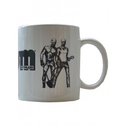 Tom of Finland Duos Lifeguard And Workmen Coffee Mug (T1521)