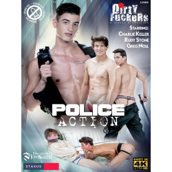Police Action DVD (Dirty Fuckers) (16156D)