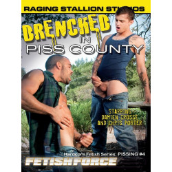 Drenched in Piss County DVD (Raging Stallion) (06720D)