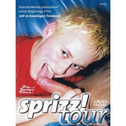 Sprizz! Tour DVD (Boy Image Films) (15758D)