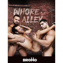 Whore Alley DVD (Bromo)