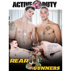 Rear Gunners #8 DVD (16287D)