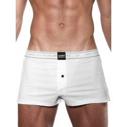 2Eros Core Boxer Shorts Underwear White (T2633)