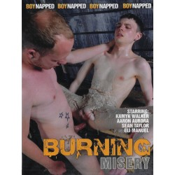Burning Misery DVD (Boynapped) (16384D)