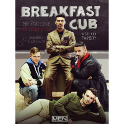 Breakfast Cub - A Gay XXX Parody DVD (16313D)