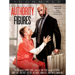 Authority Figures DVD (Icon Male) (16391D)