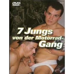 7 Jungs Von Der Motorrad-Gang DVD (Foerster Media) (15847D)