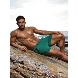 2Eros Bondi Bar Beach Swim Shorts Emerald (T5004)