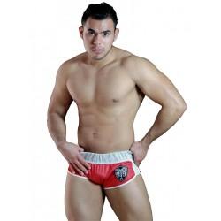 GBGB Noah Mesh Shorts Red