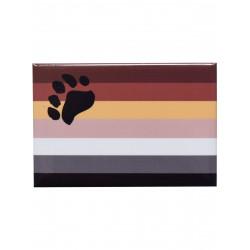 Bear Pride Magnet (T5206)
