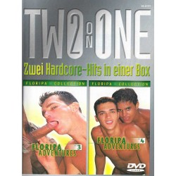 Two On One (Floripa Adventures 3 + 4) DVD (15879D)