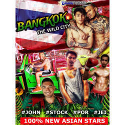 Bangkok - The Wild City DVD (Bravo Fucker) (16523D)