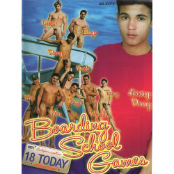 Boarding School Games DVD