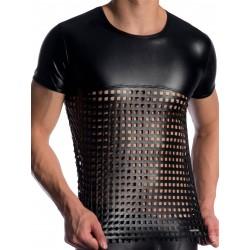 Manstore Casual Tee M767 T-Shirt Black (T5947)