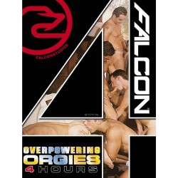 Falcon Four Hours - Overpowering Orgies 2-DVD-Set (16679D)