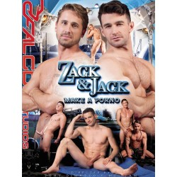 Zack And Jack Make A Porno DVD