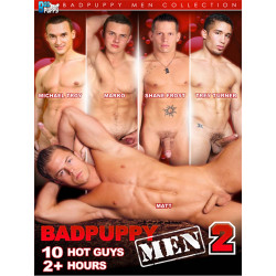 Badpuppy Men Coll. Vol. #2 DVD (Bad Puppy) (16628D)