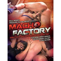 Macho Factory DVD (Treasure Island) (16664D)