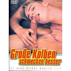 Große Kolben Schmecken Besser DVD (Foerster Media)
