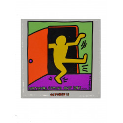 National Coming Out Day Color Magnet (T5835)