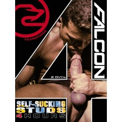 Falcon Four Hours - Self-sucking Studs 2-DVD-Set (16681D)