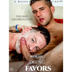 Doing Favors DVD (16770D)