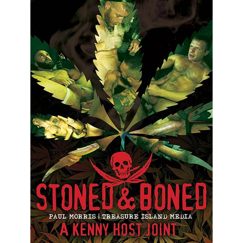 Stoned And Boned DVD (Treasure Island) (16663D)