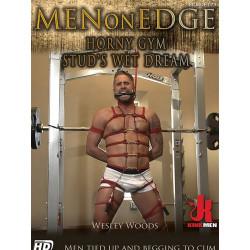 Horny Gym Stud`s Wet Dream DVD (16776D)