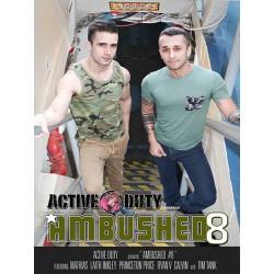 Ambushed #8 DVD (16724D)